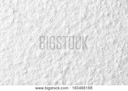 White flour texture ready for happy kooking