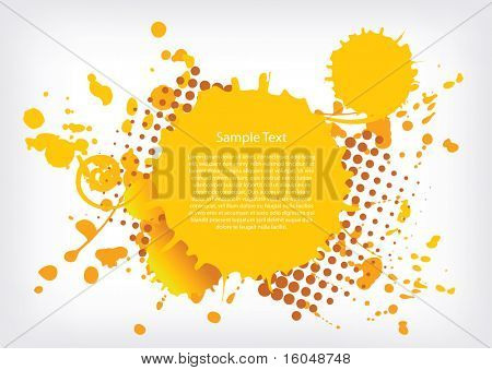 Abstract background for business artworks. Vector