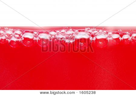 Red Bubbles