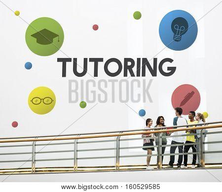 Tutoring Education Study Academics Concept