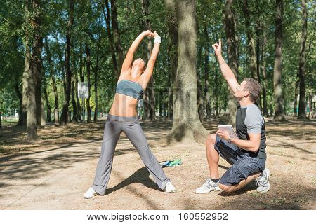 Body Rotation Exercise
