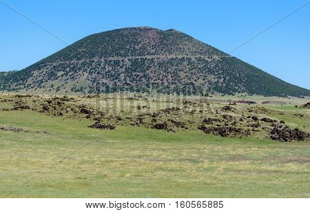Capulin Volcano National Monument