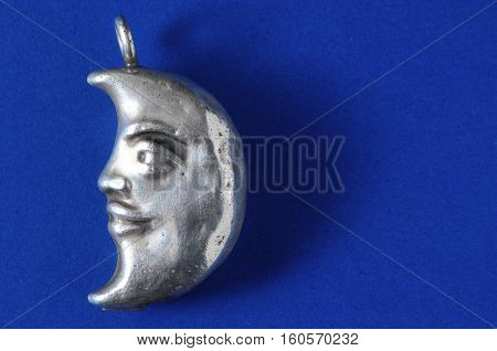 Half Moon Silver Jewel