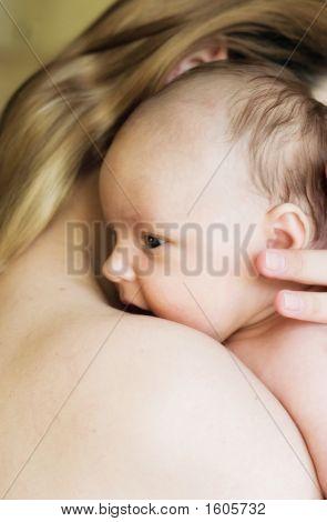 The Baby And Mum