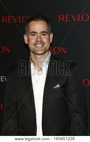 NEW YORK-DEC 01: Todd Arky attends Revlon's 2nd Annual Love Is On Million Dollar Challenge Finale Party at The Glasshouses on December 1, 2016 in New York City.