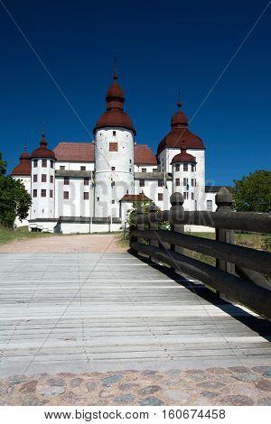 Laeckoe Castle, Sweden