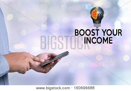 Boost Your Business , Boost Your Income , Business, Technology, Internet And Network , Boost Your Br
