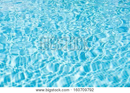 swimming pool water texture -    swimming pool water