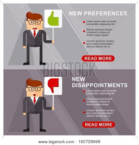 Business Banner Preferences