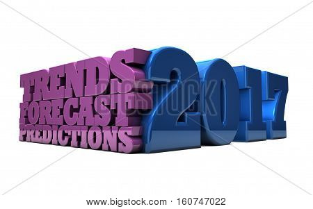 2017 - What lies ahead - Trends, Forecast and Predictions