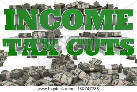 Income Tax Cuts for the Middle Class