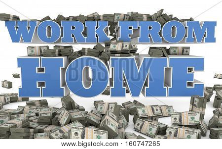 Work from Home - Self Employment and Teleworking
