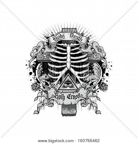 Grunge Skull-526.eps