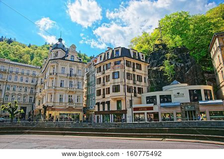 Luxury Grand Hotel Pupp At Promenade In Karlovy Vary