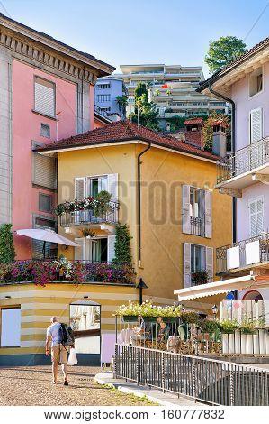 Streets At Ascona Promenade