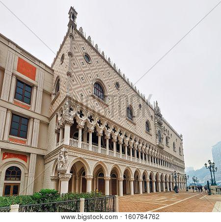 Venetian Macao Casino And Hotel Resort China Macau