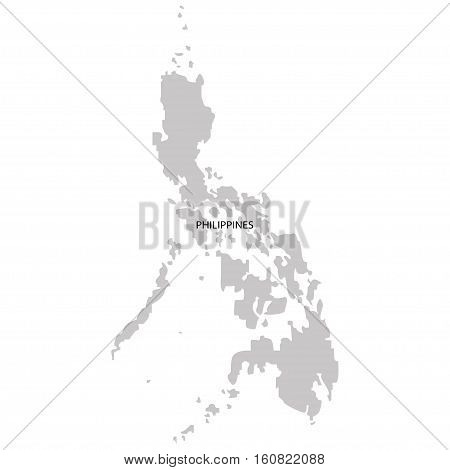 Territory of the Philippines on a white background