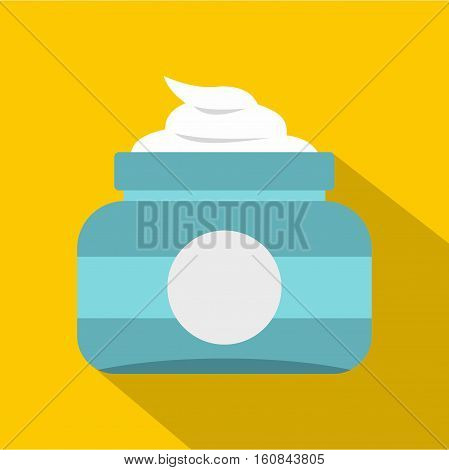 Ointment icon. Flat illustration of ointment vector icon for web