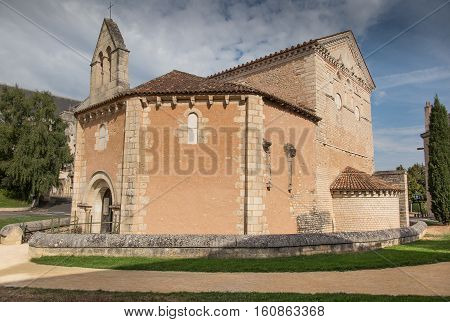 Baptistere Saint-Jean ( Baptistery of St. John ) Poitiers France. Oldest church in France