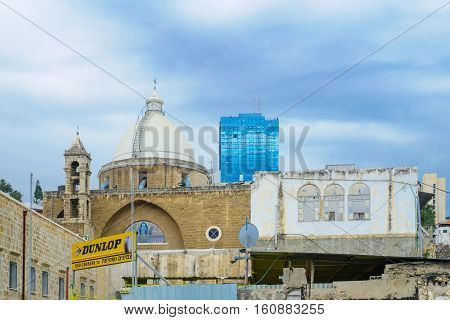 Maronite Cathedral Of St. Louis The King, Haifa