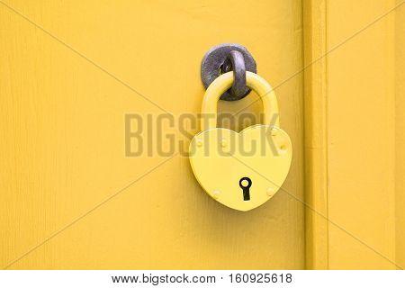 The image of locks