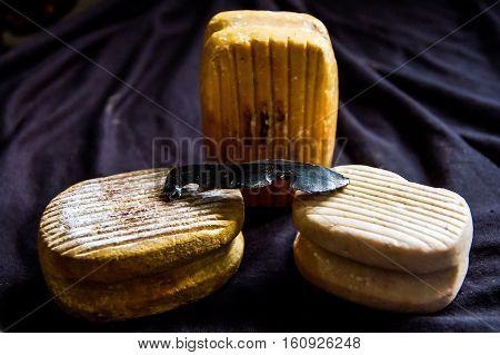 Old Mayan Instruments