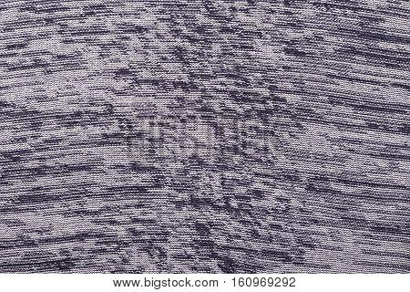 gray melange knitted background warm wool men's sweater