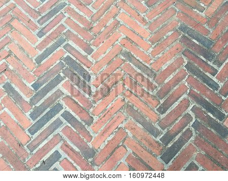 Skin bricks for walls and floors, which are popular.