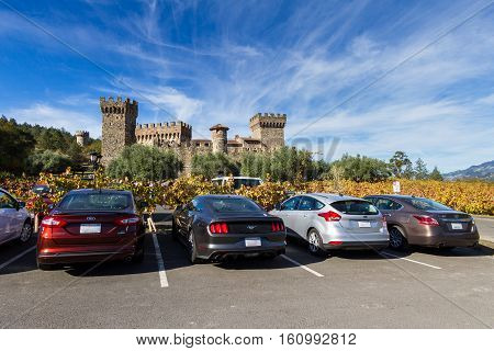 Tourist Attraction In Napa Valley