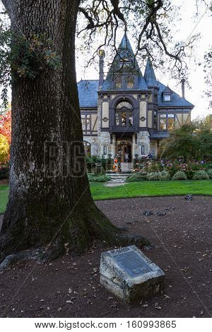 Beringer In Napa Valley, California