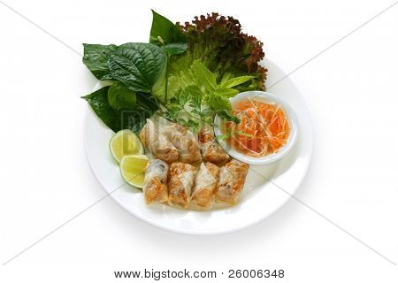 Cha Gio,  Nem Ran , Vietnamese Crispy Spring Roll poster