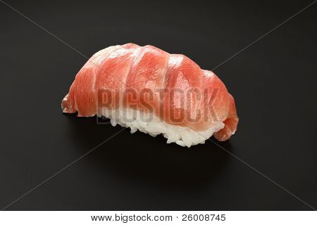 otoro  , tuna sushi , japanese food poster