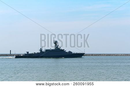 warship, naval warship is coming, boat, famous poster