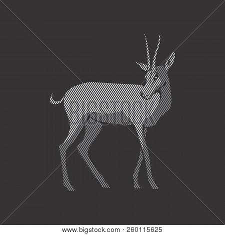 Vector Element Cartoon Deer. Deer Icon Art. Deer Icon Eps. Deer Icon Image. Deer Icon Logo. Deer Ico