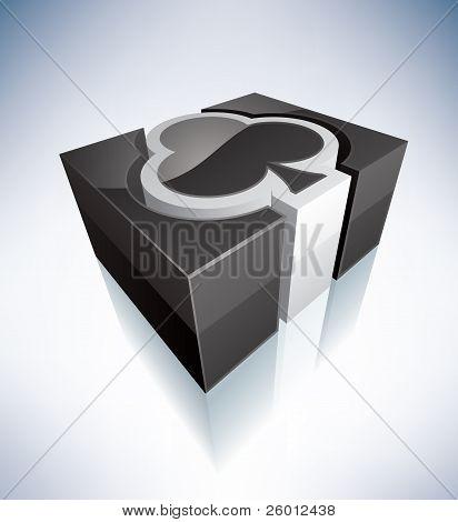 3D Sign: Clubes