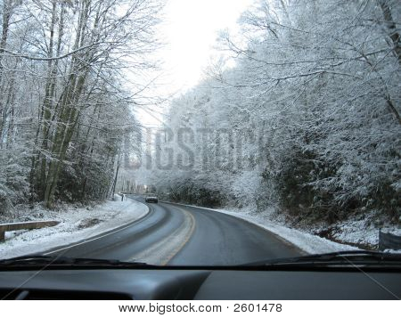 Tricky Driving Conditions