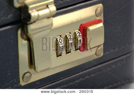 Briefcase Combination Lock