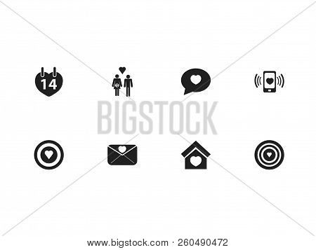Set 8 Editable Love Vector Photo Free Trial Bigstock