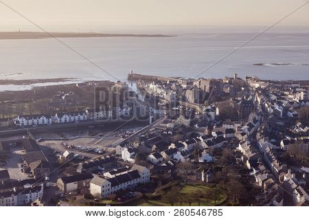Castletown On Isle Of Man. Douglas, Isle Of Man.