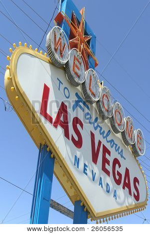 a las vegas sign