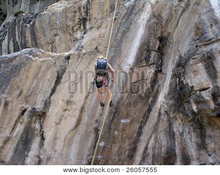 climbing thailand