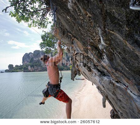 climbing tonsi thailand