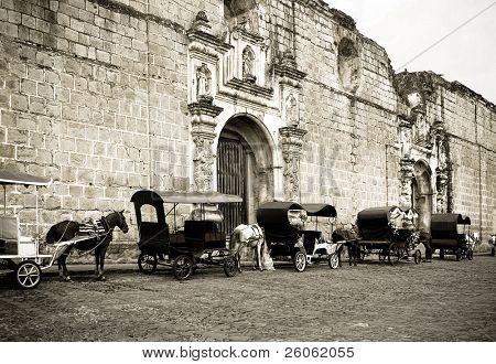 old antigua guatermala