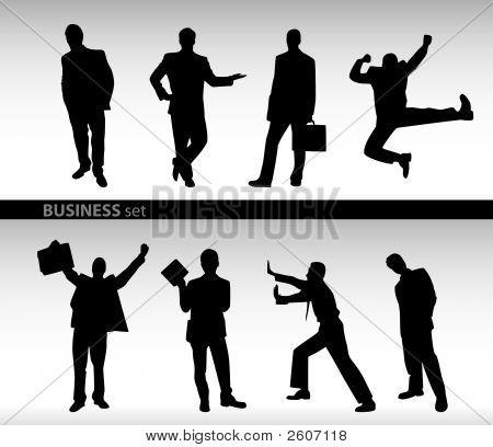 Businessmen Set
