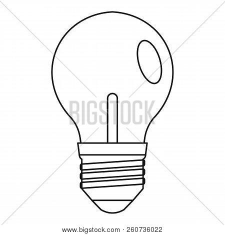 Outline Of Bulb