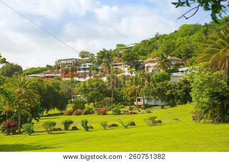 Antigua, Caribbean Islands. English Harbour Holiday Villas