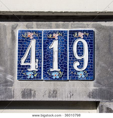 Nr. 419