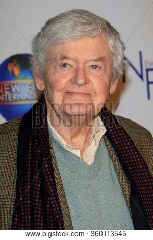 LOS ANGELES - DEC 12:  Hal Holbrook at the