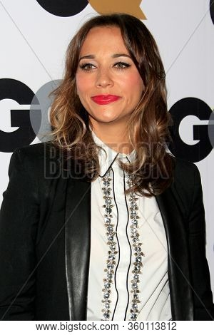 LOS ANGELES - JAN 13:  Rashida Jones at the GQ Men of the Year Party at the Chateau Marmont on January 13, 2012 in West Hollywood, CA12