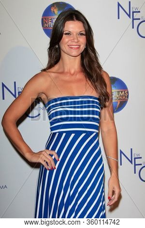 LOS ANGELES - DEC 12:  Danielle Vasinova at the